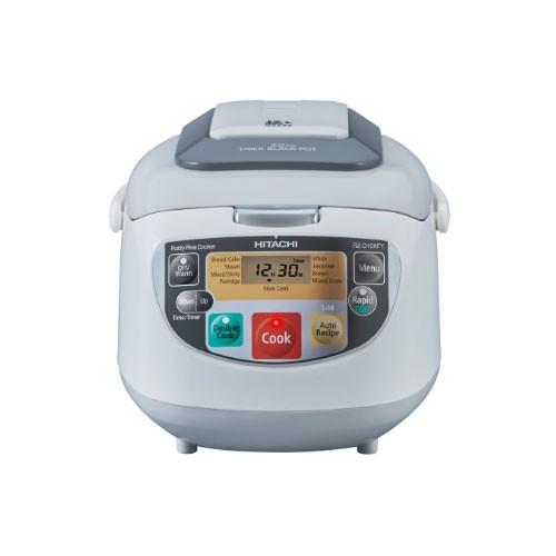 Hitachi Rice Cooker RZ-D10XFY - Gray White