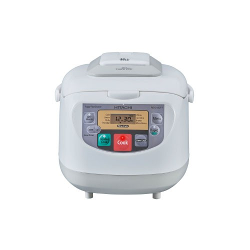 Hitachi Rice Cooker RZ-D18GFY - White