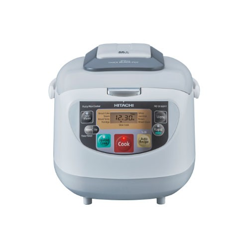Hitachi Rice Cooker RZ-D18XFY - Gray White