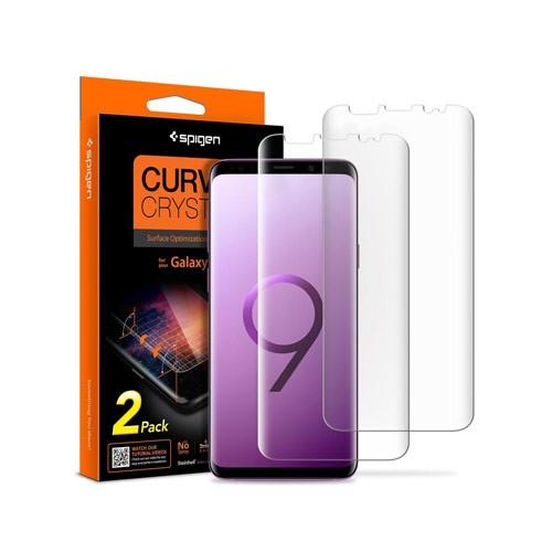 Spigen Film Curved Crystal HD for Galaxy S9+