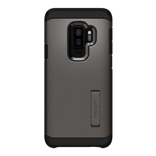 Spigen Case Tough Armor for Galaxy S9+ - Gunmetal