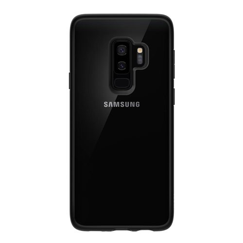 Spigen Case Ultra Hybrid for Galaxy S9+ - Matte Black
