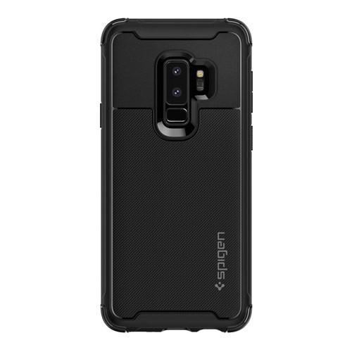 Spigen Case Rugged Armor Urban for Galaxy S9+ - Black