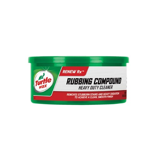 Turtle Wax Rubbing Compound & Heavy Duty Cleaner T-230A 298g
