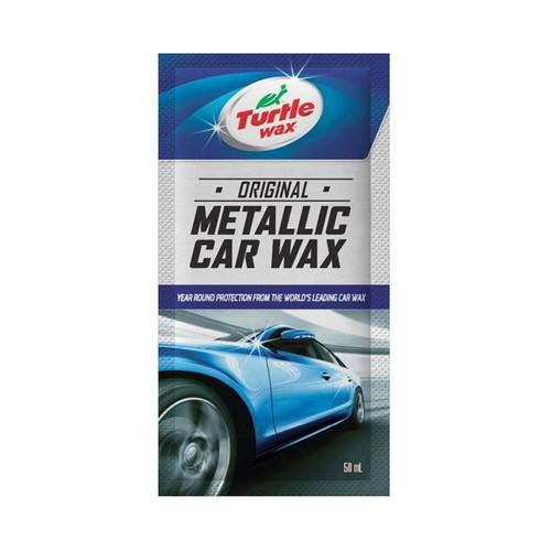 Turtle Wax Metallic Sachet 50 mL - T50660