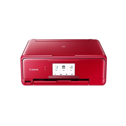 Canon Printer PIXMA TS8170 - Red