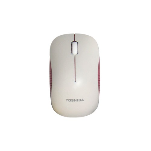 Toshiba Optical Wireless Mouse W55 - Persian Red