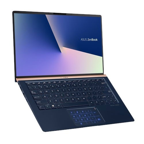 Asus Notebook UX333FA-A5801T with Intel i5 - Royal Blue