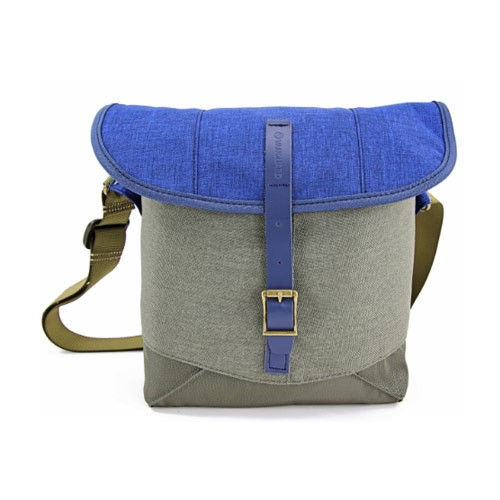 Vanguard Shoulder Bag VEO Travel 21 - Blue Khaki