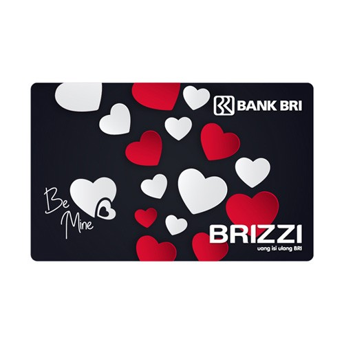Brizzi BRI Edisi Valentine -  Be Mine