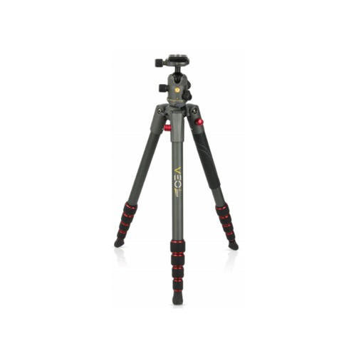 Vanguard Tripod VEO 2 235AB - Red