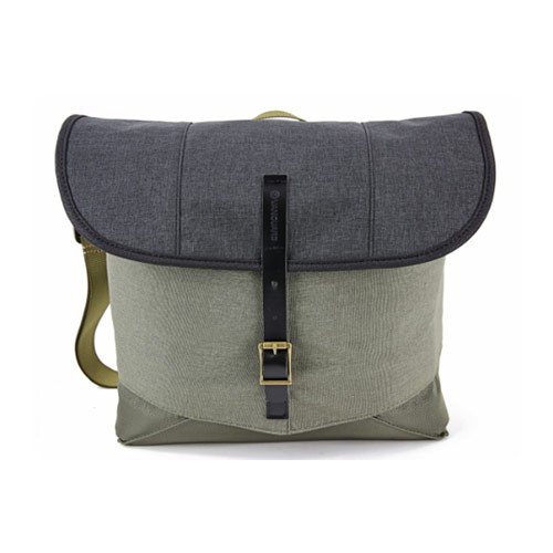 Vanguard Messenger Bag VEO Travel 28 - Black Khaki