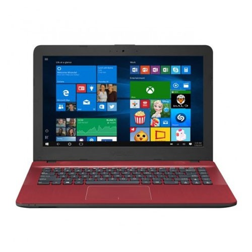 Asus Notebook X441MA-GA013T 14inch Celeron N4000 - Red