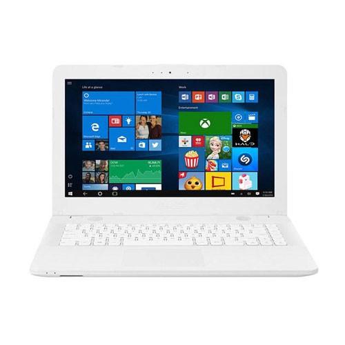 Asus Notebook X441UA-GA314T with Intel i3-7020U - White