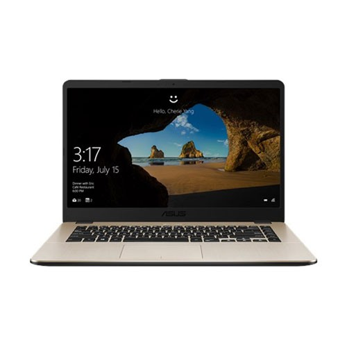 Asus Notebook X505ZA-BR512T - Gold Metal