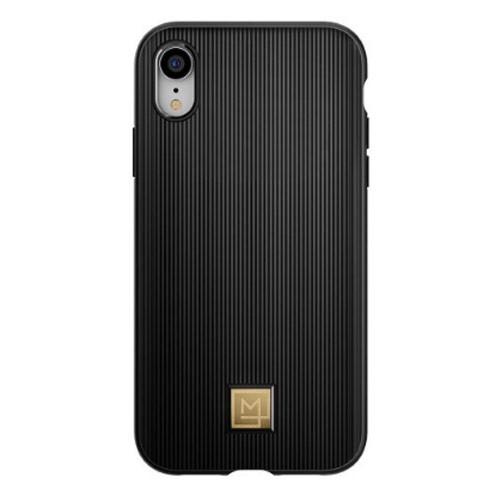 Spigen Case La Manon Classy for  iPhone XR - Black
