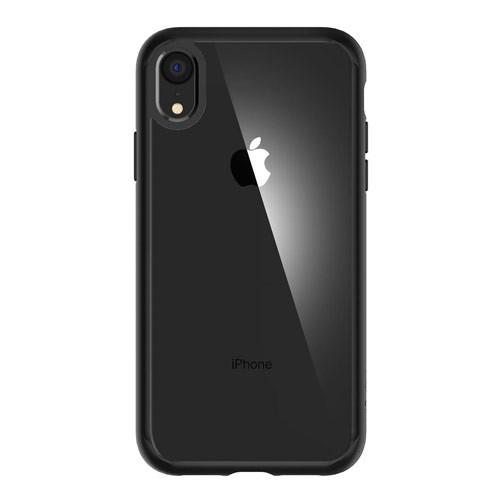 Spigen Case Ultra Hybrid for iPhone XR - Matte Black