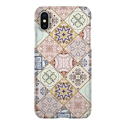Spigen Case Thin Fit Design for  iPhone X - Arabesque