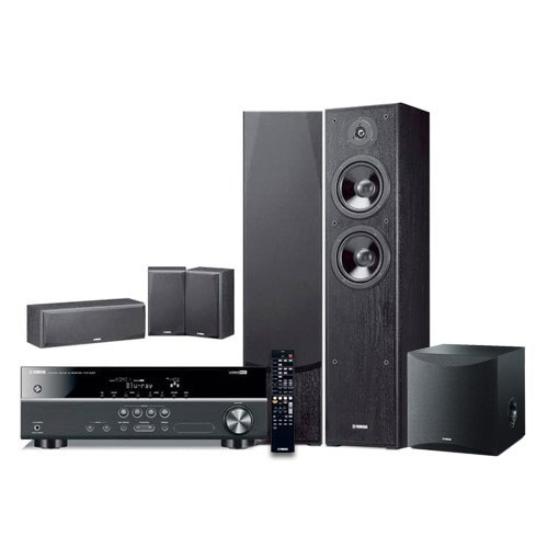 Yamaha Home Theater HT - Max 2000