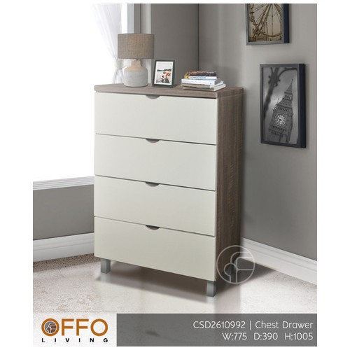 Offo Living - Rak Chest Drawer CSD2610992