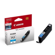 Canon Ink Cartridge CLI-751 XL - Cyan