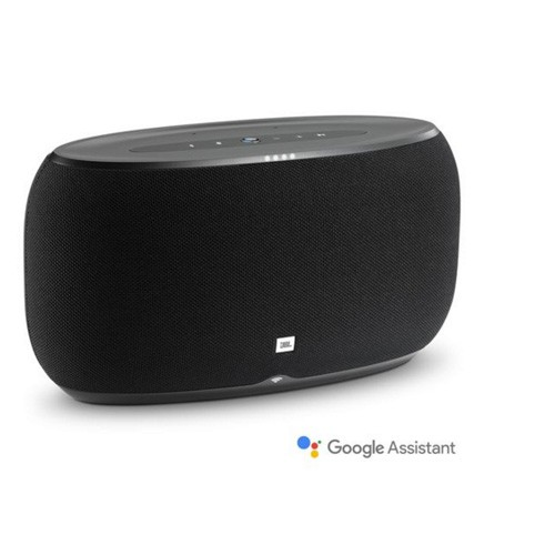 JBL Link 500 Voice Activated Wireless Speaker - Black
