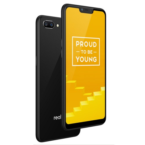 Realme C1 (RAM 2GB/16GB) - Black