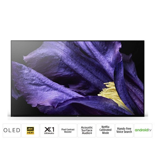 Sony Bravia 4K UHD OLED Smart Android TV KD-55A9F - 55 inch