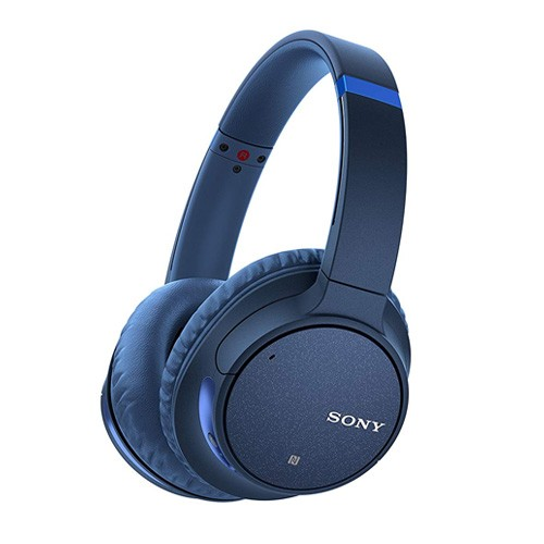Sony Wireless Noise Cancelling Headphones WH-CH700N - Blue