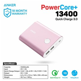 Anker PowerCore+ Power Bank