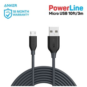Anker PowerLine Micro USB C