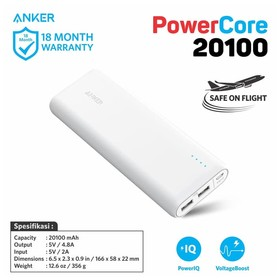 Anker Power Bank PowerCore