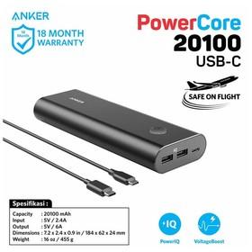 Anker PowerCore+ Power Bank