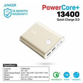 Anker PowerCore+ 13400 Quic