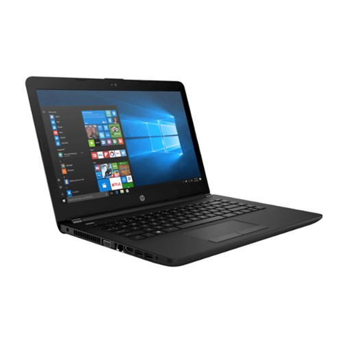 HP Notebook 14-bs743tu - Black
