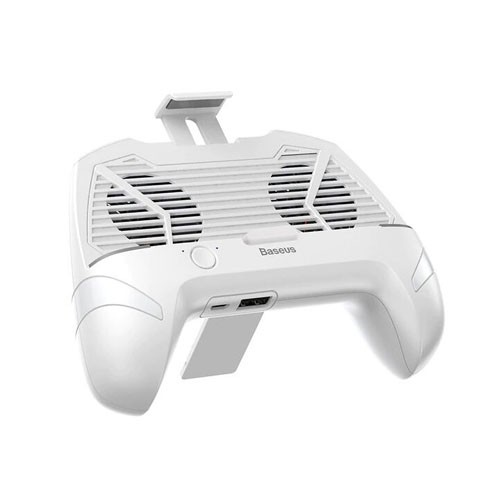 Baseus Gaming Smartphone Cooling Gamepad Holder ACSR-CW - White