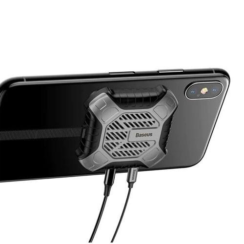Baseus 3 in 1 iPhone Radiator Charging Cooling Pad ACSR-XJ - Tarbish