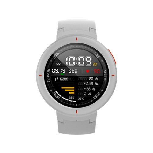 Xiaomi Huami Amazfit Verge Smartwatch - White
