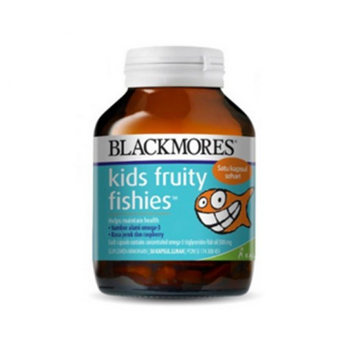 Blackmores Kids Fruty Fishies (30)