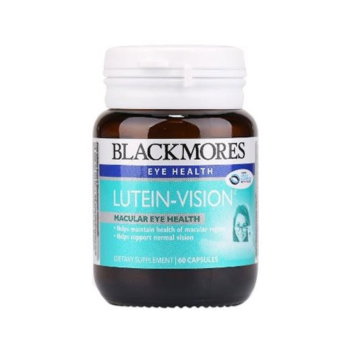 Blackmores Lutein Vision