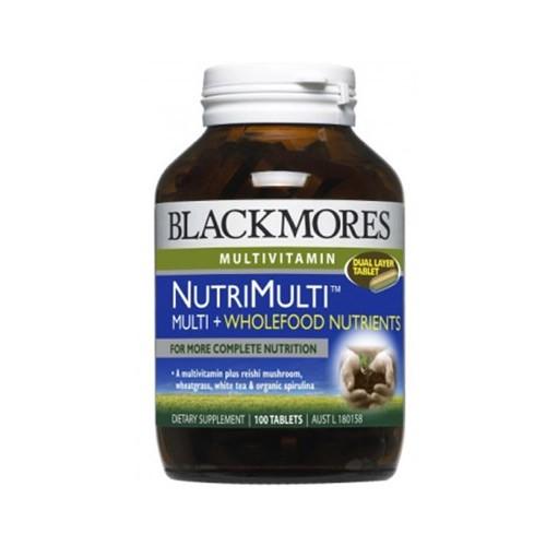 Blackmores NUTRIMULTI MULTI + NUTRIENT