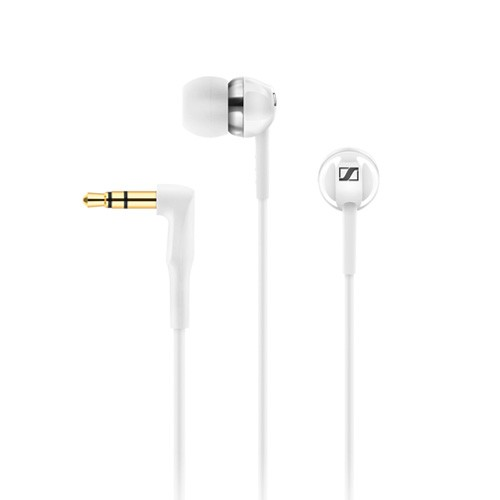 Sennheiser In-Ear Canal CX 1.00 - White