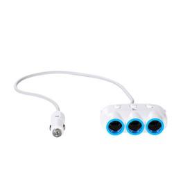 Car Charger C1 Dual USB Tri