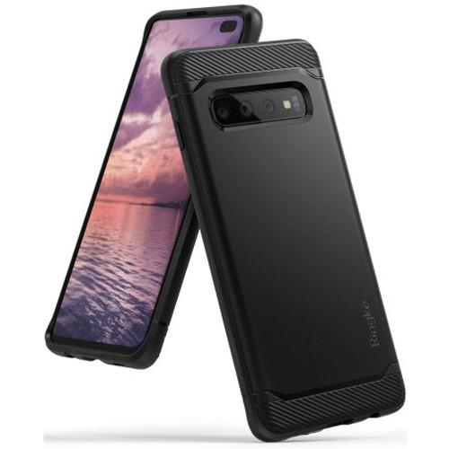 Rearth Ringke Samsung Galaxy S10+ Case Onyx - Black
