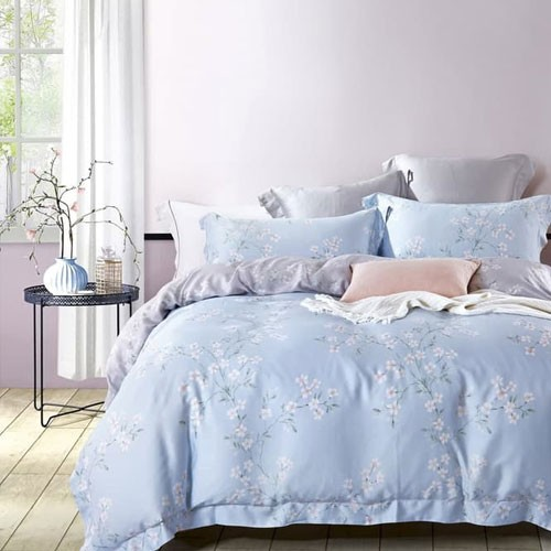 Juliahie - Nora Tencel Bedsheet (Sprei 200x200x45 Fitted)