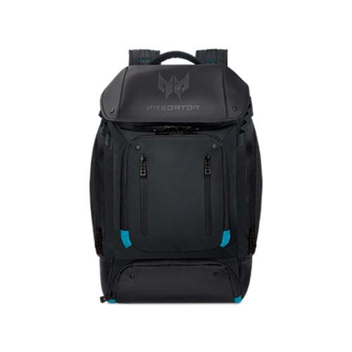 Acer Predator Backpack Black Teal Blue Accent - PBG591