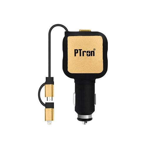 PTron Dynamite Dual USB Car Charger