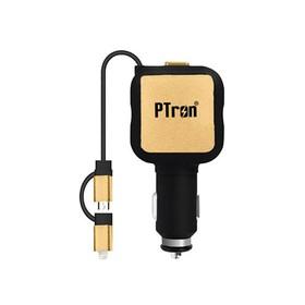PTron Dynamite Dual USB Car