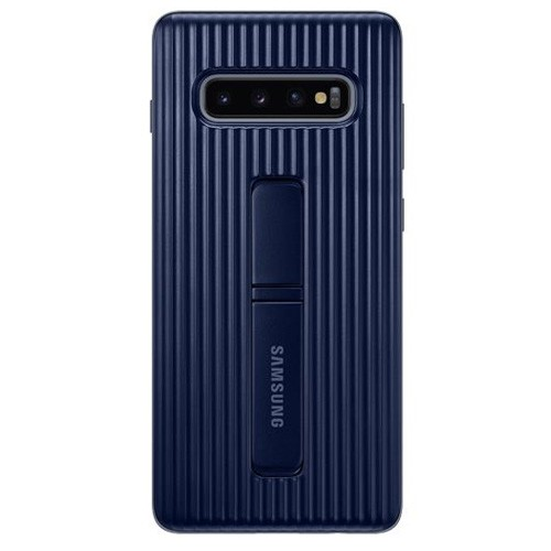 Samsung Protective Standing Cover Case Galaxy S10+ Black