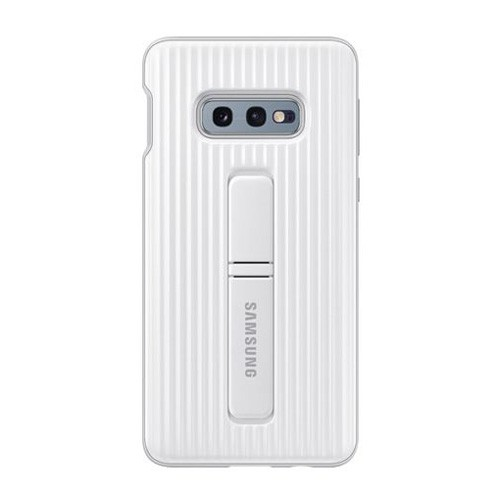 Samsung Protective Standing Cover Case Galaxy S10e - White